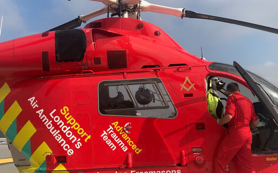 London's Air Ambulance Charity